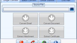 Email Converter .NET
