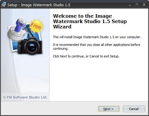 Image Watermark Studio
