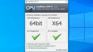 LeoMoon CPU-V