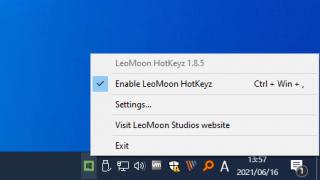 LeoMoon HotKeyz