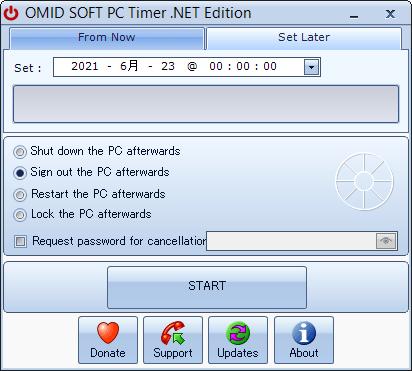 PC Timer .NET