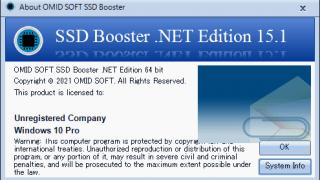 SSD Booster .NET