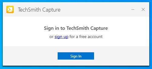 TechSmith Capture