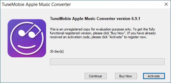 TuneMobie Apple Music Converter