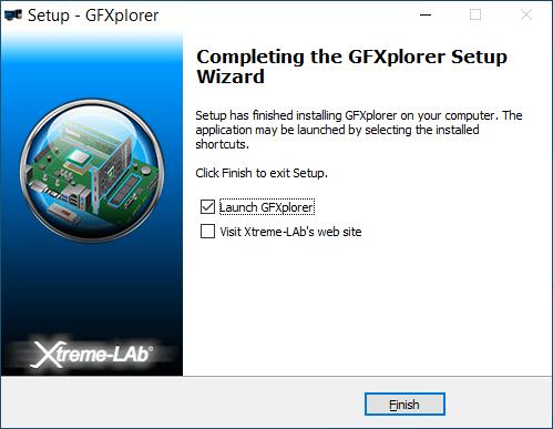 GFXplorer