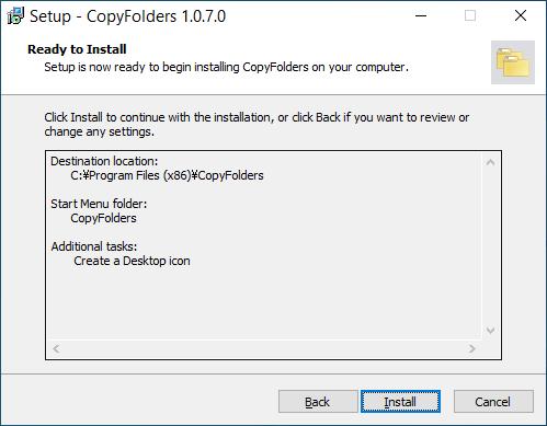 CopyFolders