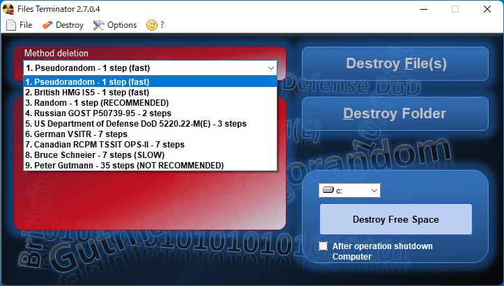 Files Terminator Free