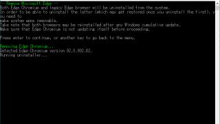 Windows 10 Bloat Remover and Tweaker