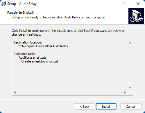 AudioRelay