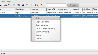 Password Kernel