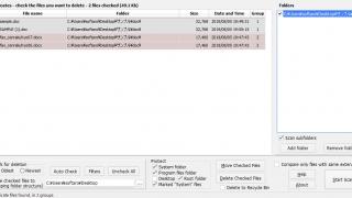 Plain Duplicate Finder