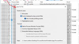 Process Monitor Portable