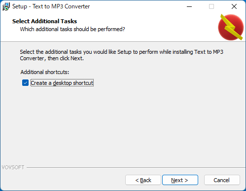 Text to MP3 Converter