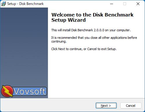 Disk Benchmark