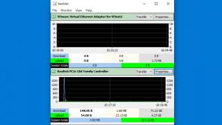 MiTeC Network Meter